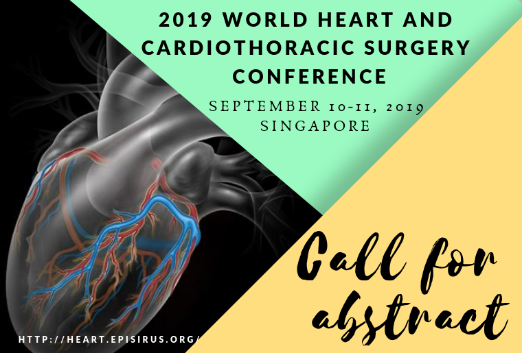 Call for abstract, heart conference 2019WHCS