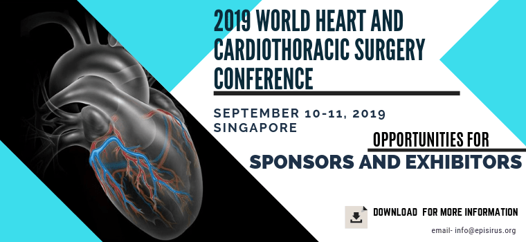 SPONSORS AND EXHIBITORS,2019 WORLD HEART AND CARDIOTHORACIC SURGERY CONFERENCE-min