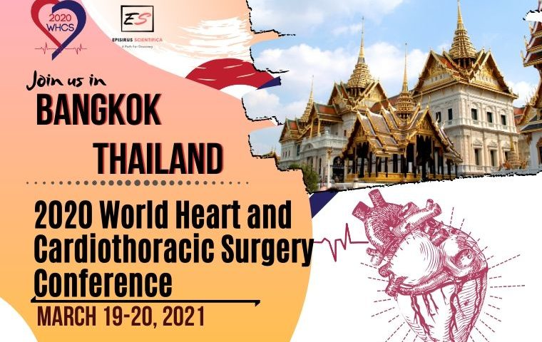 2020 World Heart and Cardiothoracic Surgery Conference Home