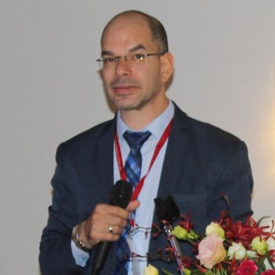 Dr. Ahmed Fouad ocm heart conference Bangkok