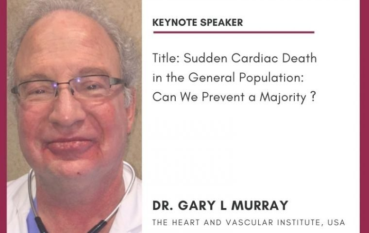 Dr. Gary L Murray_USA_Keynote_WHCS_March 2021