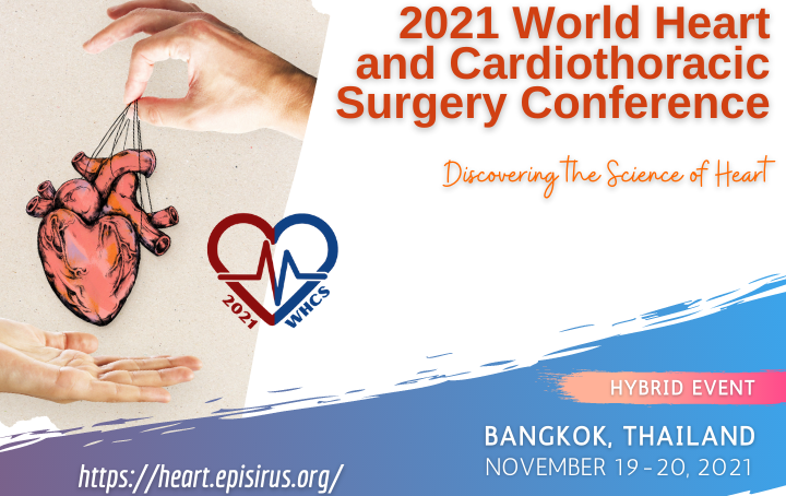 2021WHCS World Heart Conference Banner