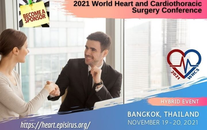 Become a sponsor and exhibitor world cardiology conference bangkok